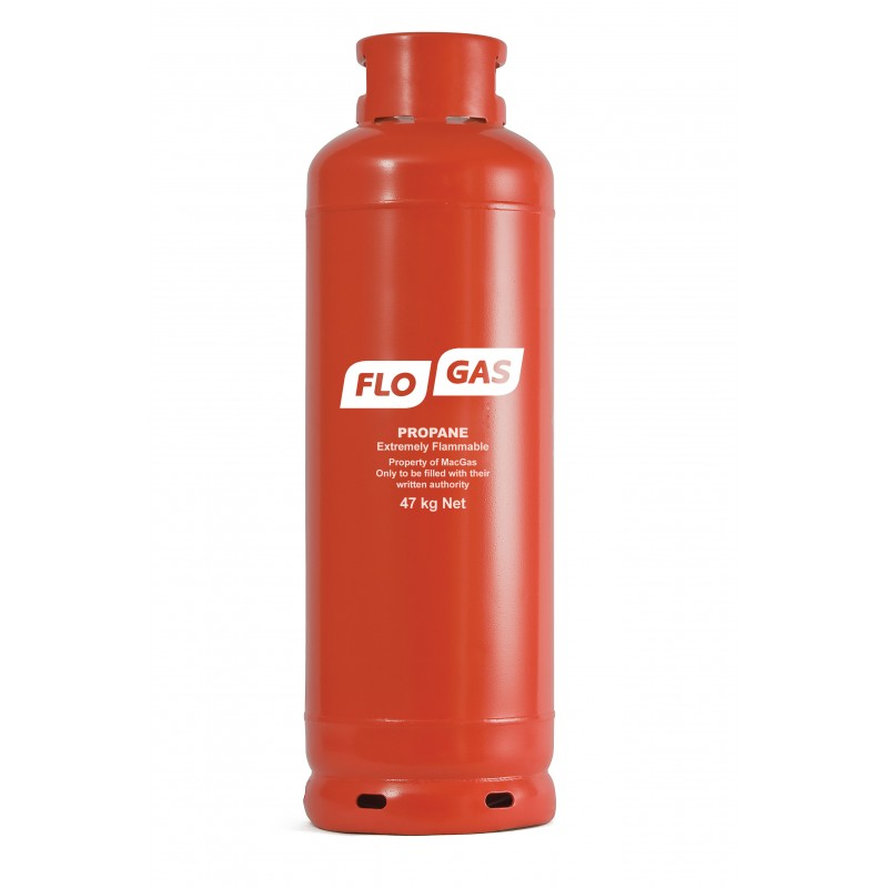 47KG Propane Cylinder | Free Delivery Isle of Arran ...